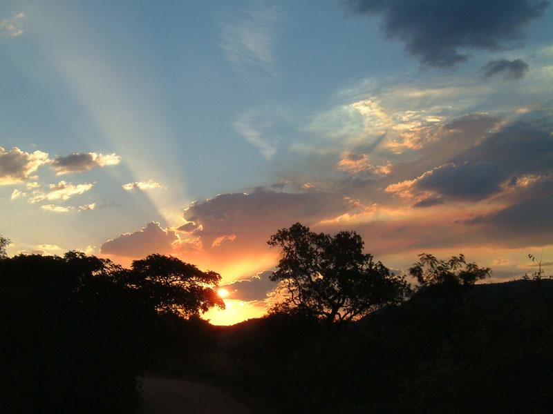 Sonnenuntergang Mabula