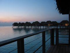 Sonnenuntergang - Malediven