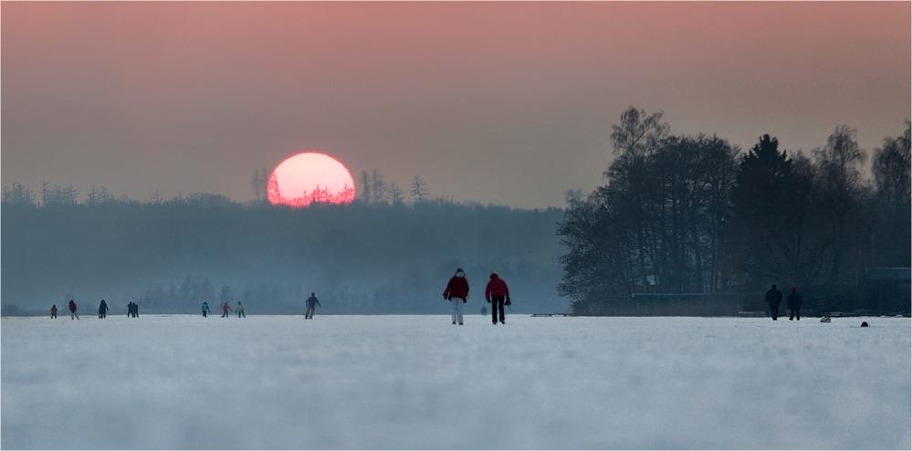 Sonnenuntergang n+1 ...