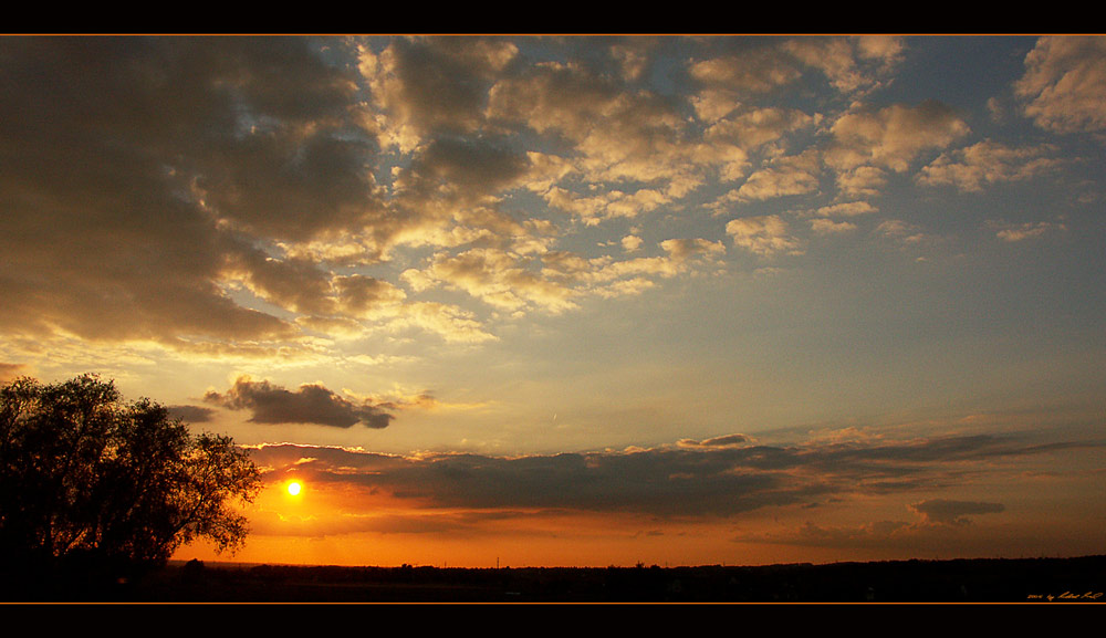 Sonnenuntergang Nr. 13984