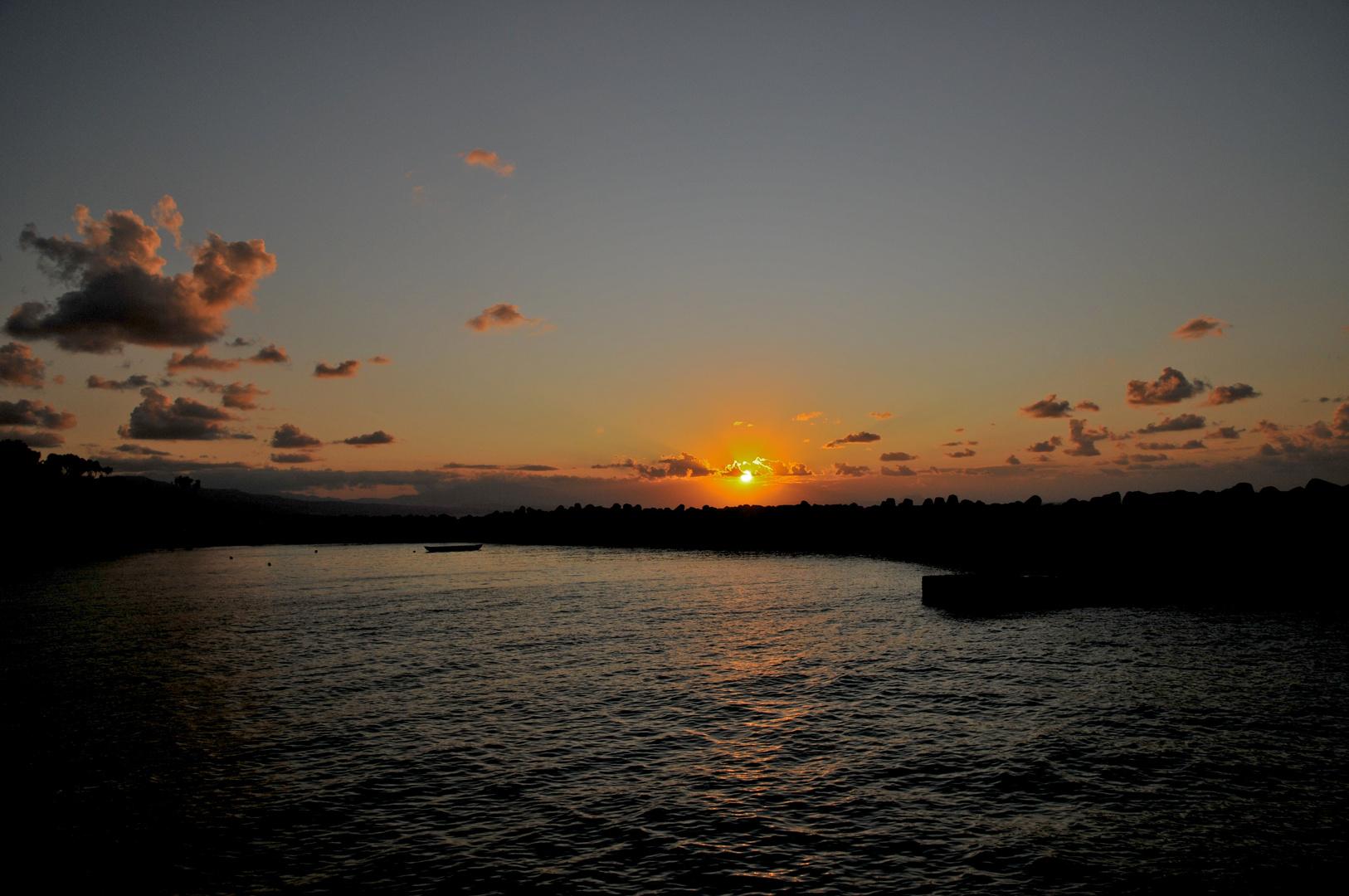 Sonnenuntergang >Panerma