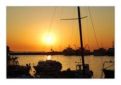 Sonnenuntergang - Rovinj / Kroatien