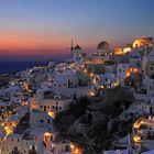 """Sonnenuntergang - Santorini - Oia"""