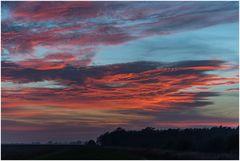 Sonnenuntergang über Zingst