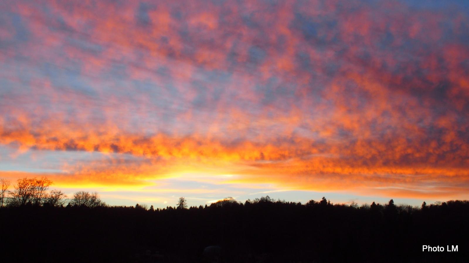 Sonnenuntergang vor 10 Minuten 1