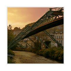 Sonnenuntergang (Wuppertal West)