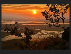 Sonnenuntergangplätzchen - DRI