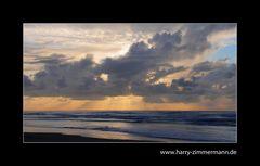 Sonnenuntergangs-HDR
