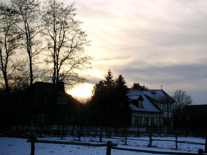 Sonnenvögel - Haus