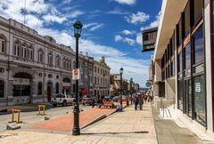 Sonniges Punta Arenas
