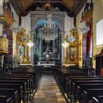 Sonntägliche Kirche 2