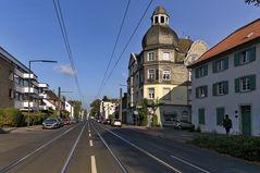 Sonntag früh in Düsseldorf- Benrath -