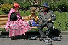 Sonntag in La Paz