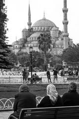 Sonntag in Sultanahmed