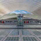 Sonntags am Bahnhof