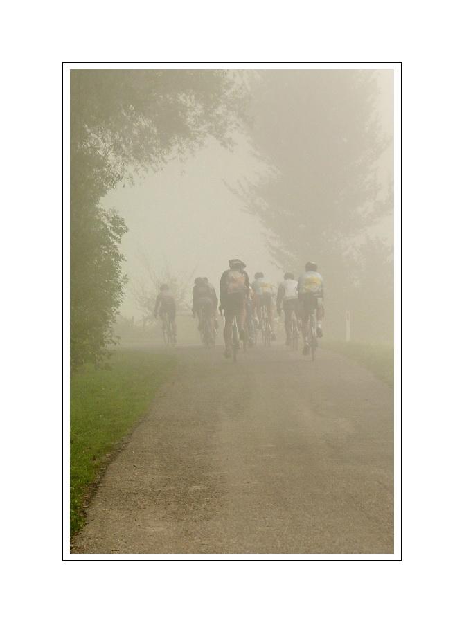 Sonntags Fahrradruddel (Oranjedijke 07.10.07)