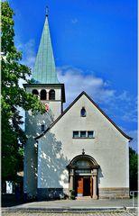 # Sonntags-Geschichte: Friedenskirche in Langenargen #