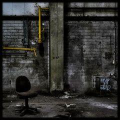 Sonntags in der Fabrikhalle....