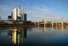 Sonntags in Frankfurt