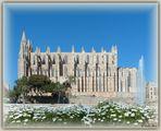 *Sonntags-Kirche* - Kathedrale der Heiligen Maria in Palma