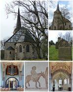 *Sonntags-Kirche* - Stiepeler Dorfkirche