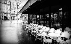 Sonntags morgen in Paris