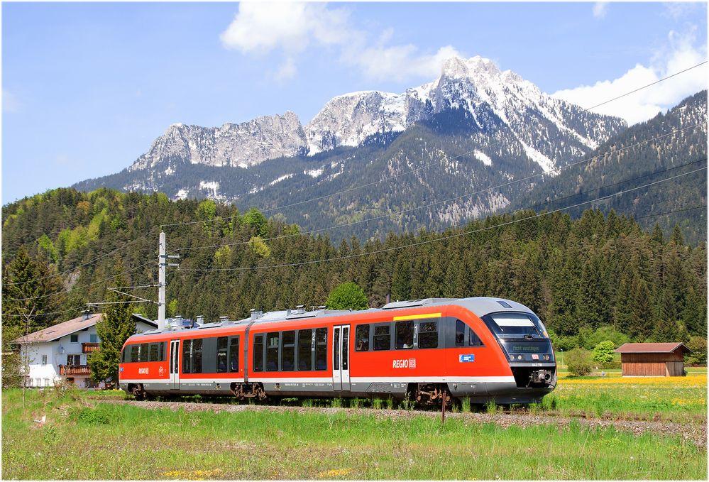 Sonntagsausflug nach Reutte in Tirol