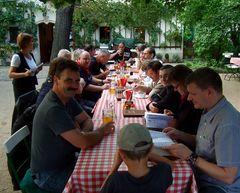 °°° Sonntagsfahrerstammi - im schönen Elbtal - Jägerheim Löbsal °°°