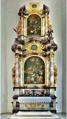 # Sonntags.Geschichte: Innenausstattung der St. Anna-Kapelle #