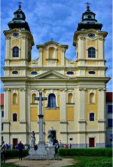 # Sonntags.Geschichte: Kirche des Hl. Ladislav in Nitra  #