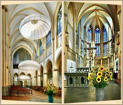 # Sonntags.Geschichte: Rauminstallation in St. Joseph #