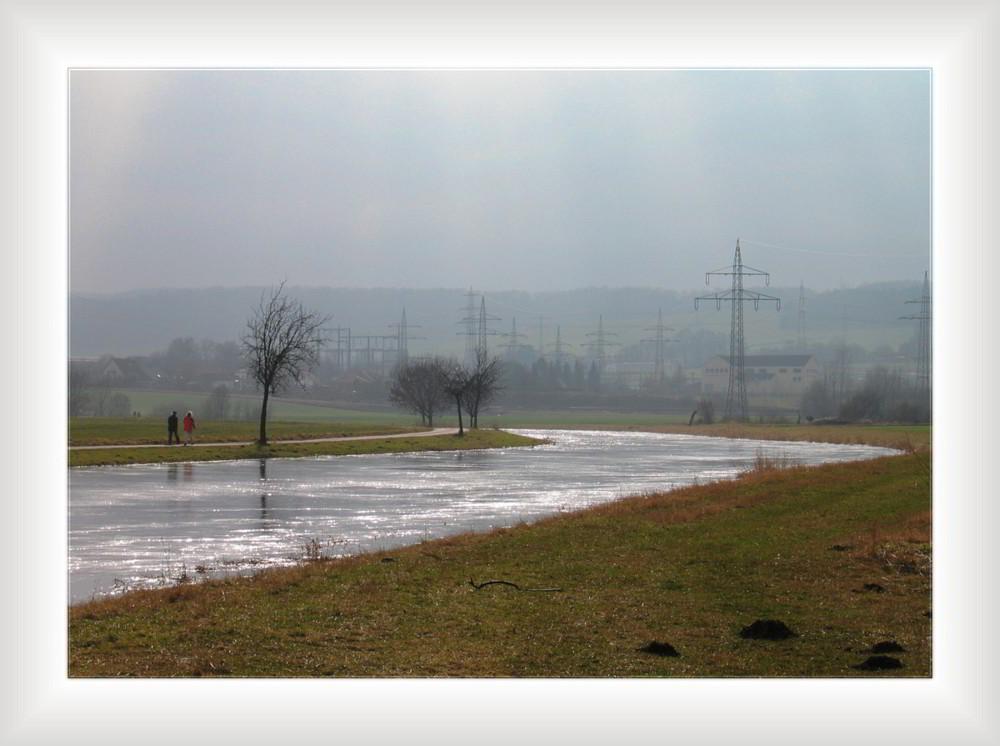 Sonntagsspaziergang im März