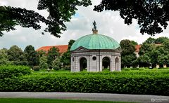 Sonntagstour, Hofgarten München II