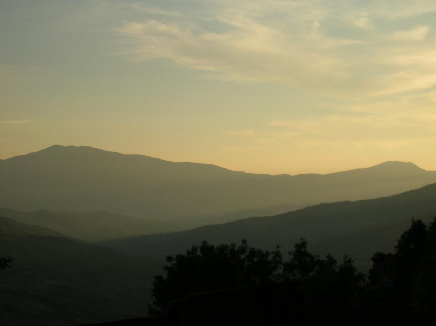 Sono stata in vacanza in montagna/2