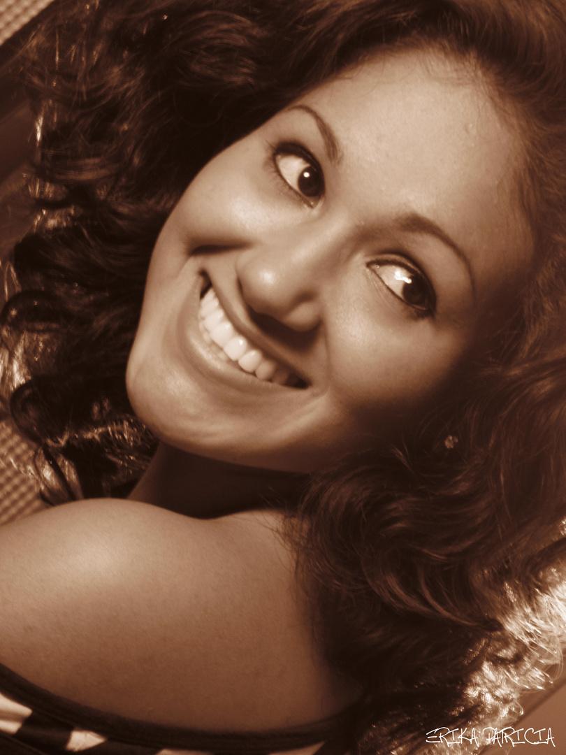 sonrisa de Angi