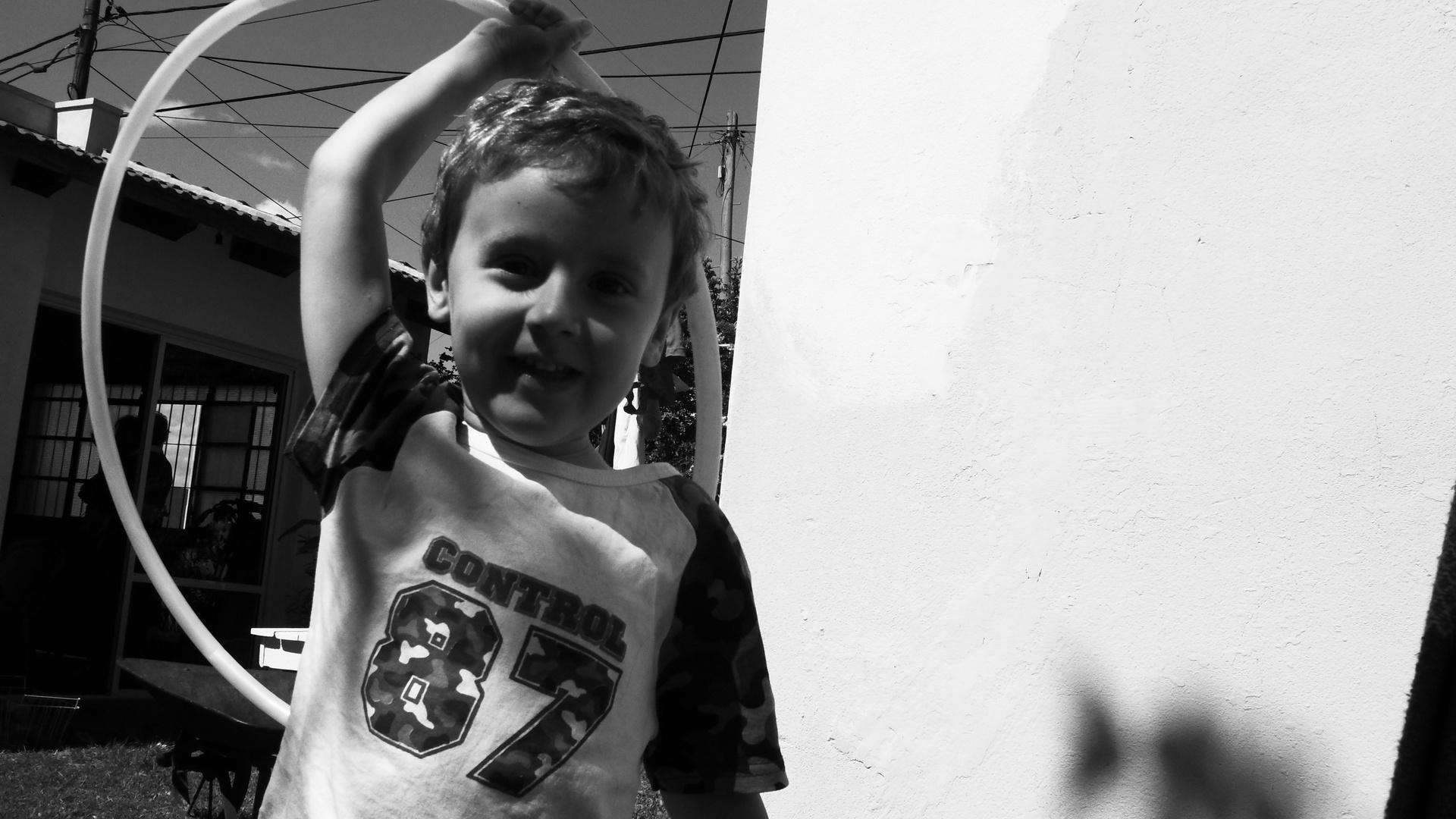 Sonrisa de niño