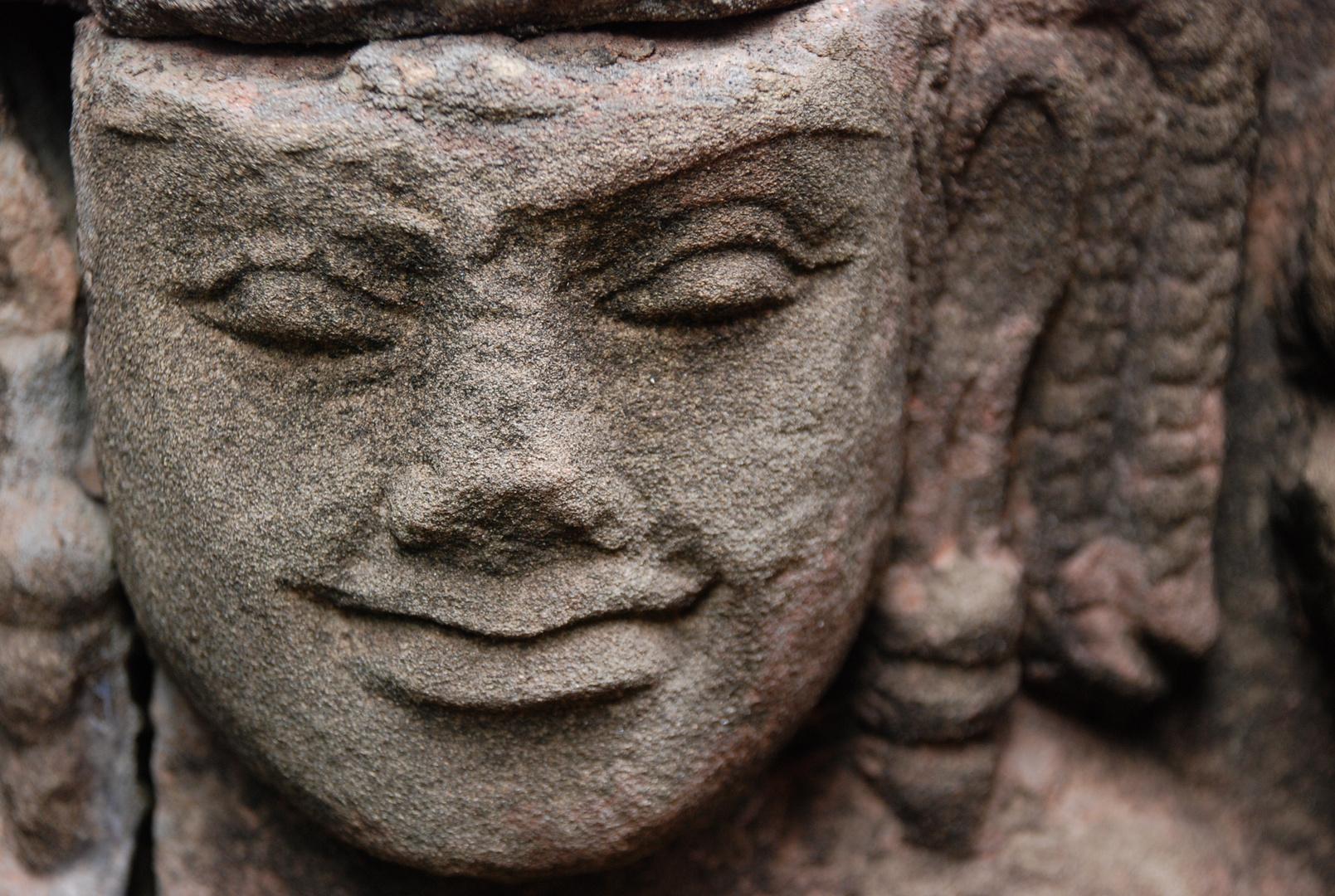 Sonrisa de piedra