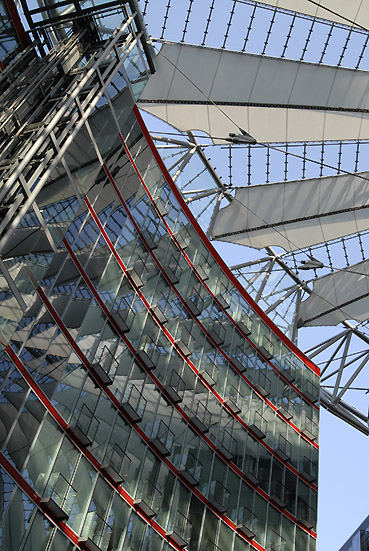 Sony- Center Berlin