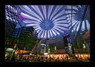 Sony Center @ Potsdamer Platz