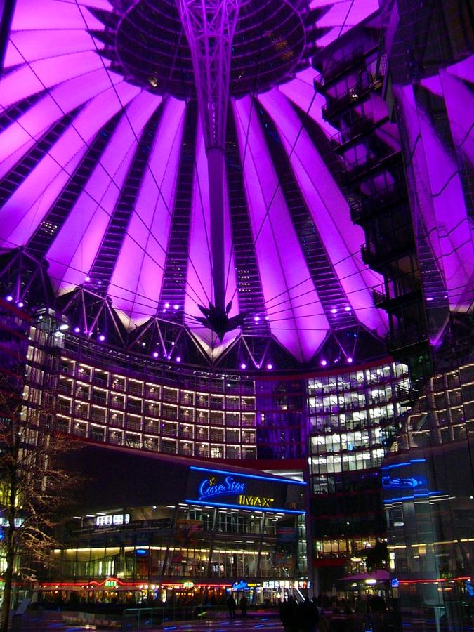 Potsdamer Platz Sony Center Kino