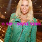 Sonya Kraus bei der TV Total Stock Car Crash Challenge 2010 in der Veltins Arena