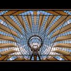 Sonycenter Berlin - Die Spiegelcollage
