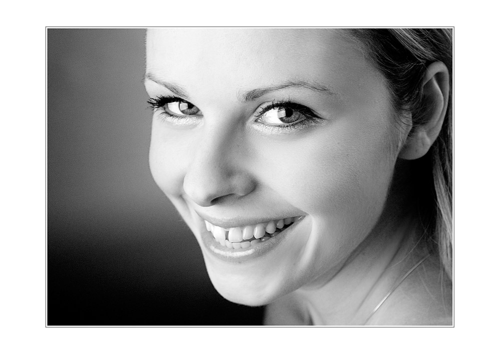 Sophia Closeup - What a Smile