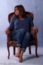 Sophias Mutter ihren Sessel