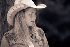 "Sophie #4 ""Cowgirl"""