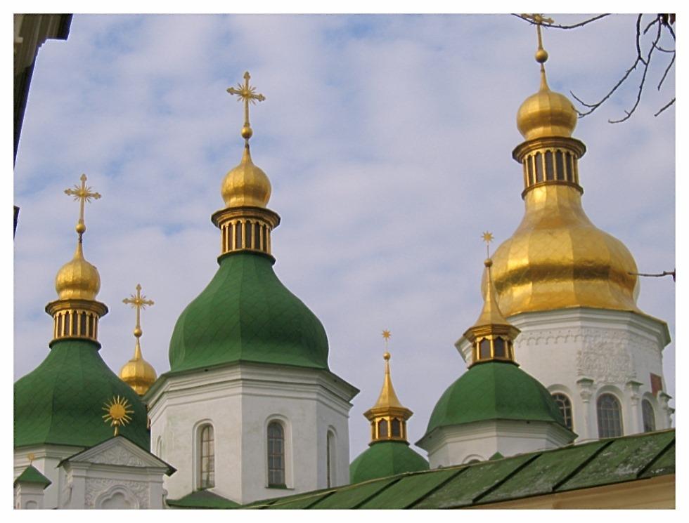 Sophiekathedrale in Kiew