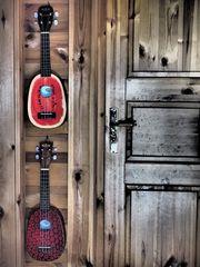soprano ukuleles: kala watermelon& pineapple