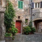 Sorano - Toskana