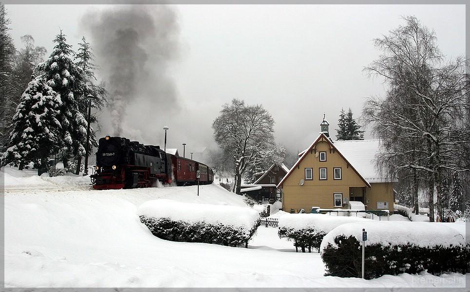 Sorge- Gasthaus mit Bahnanschluss 2