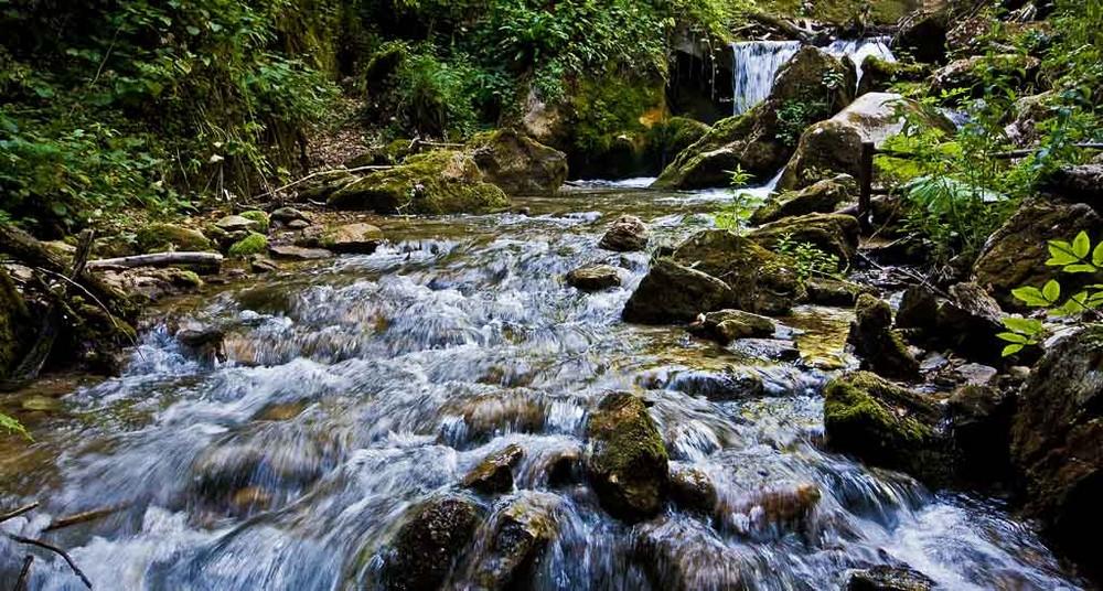 Sorgente del fiume Tenna (Marche)